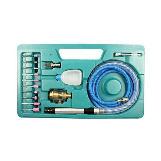 Ampro Micro Die Grinder Kit