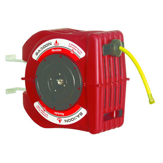 Alemlube 10mm ID Hose Reel