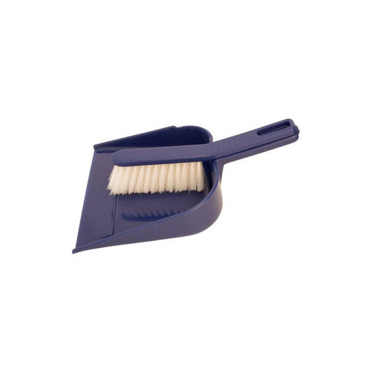 Brushworks Plastic Brush & Pan Set