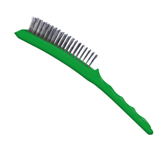 Dixbro Stainless Steel Scratch Brush