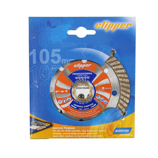 Clipper Super Turbo Diamond Blade
