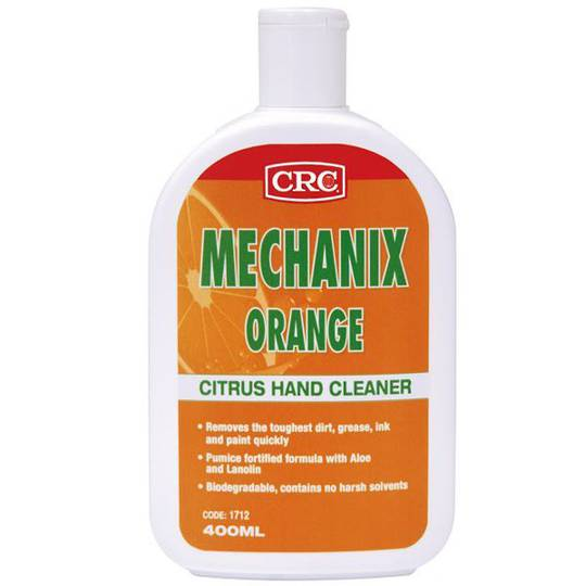 Hand Cleaner Orange Citrus 473ml CRC