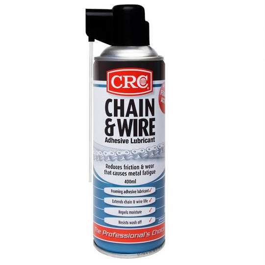 Chain & Wire Lubricant 400ml CRC