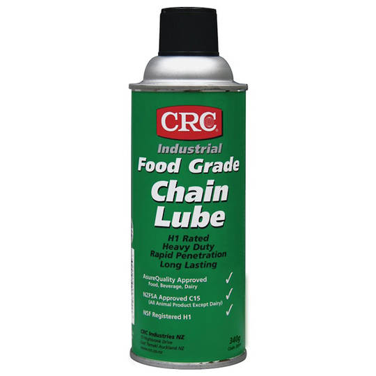 Food Grade Chain Lubricant 340g CRC