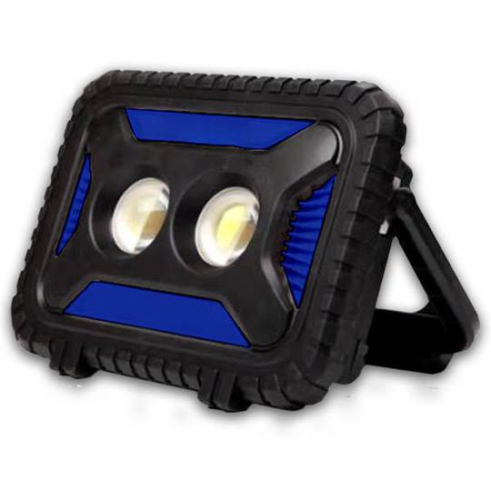 Grizzly Rechargable 15W 1200 Lumen LED Worklight