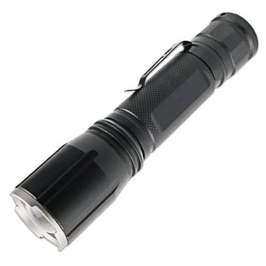 Grizzly Rechargable LED Tactical Torch
