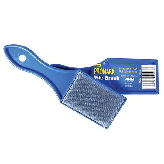 Promark File Cleaning Wire Brush