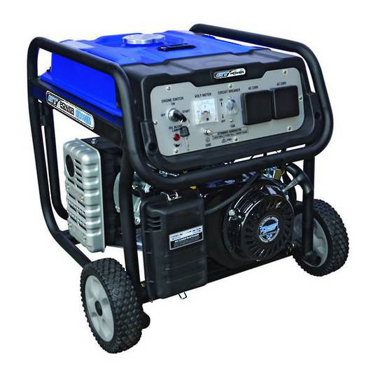 GT Power 2800W Electric Start Generator