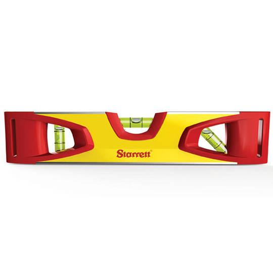 "Starrett 9"" Magnetic Torpedo Level"