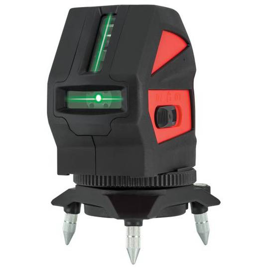 Powerline X2G Green Crossline Laser