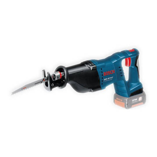 Bosch Sabre Saw 28mm Skin - GSA 18 V-LI