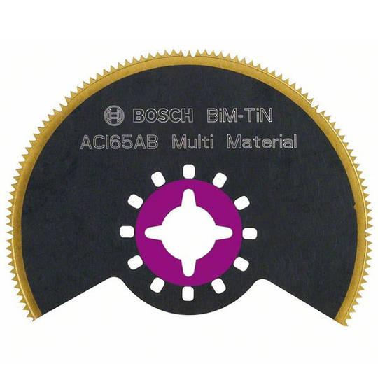 Bosch Segmented 65mm Saw Blade BIM-TiN - ACI 65 AB