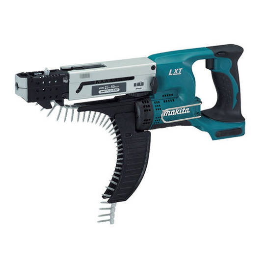 Makita 18v Auto Feed Screwdriver Skin - DFR550Z