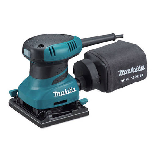 Makita 1/4 Palm Sander - BO4555K
