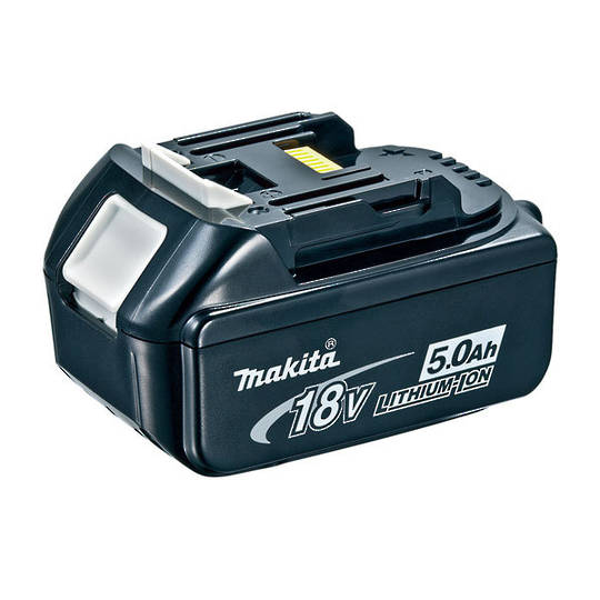 Makita 5Ah 18V Li-Ion Battery - BL1850