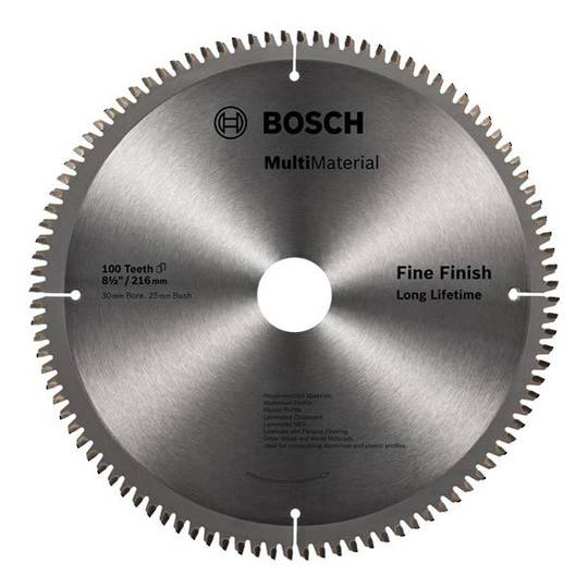 Bosch Multi Material Saw Blades