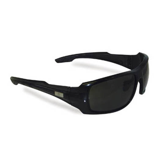 Radium Z Safety Spec Crystal/Grey Lens
