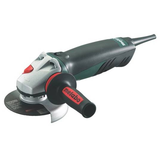 Metabo 125mm Quick Angle Grinder -  W 11-125