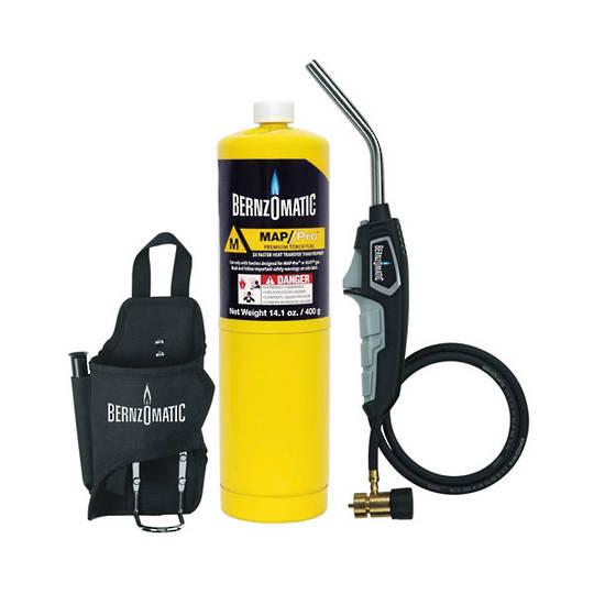 Bernzomatic Hose Torch Kit Mapp