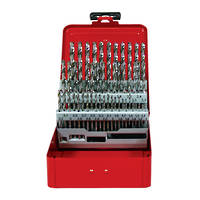 Evacut Drill Set Metric 50pc 50M