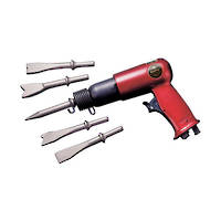 Ampro Air Hammer Chisel Kit 5pc