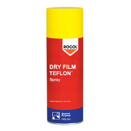 Rocol Dry Film Teflon Spray 300g