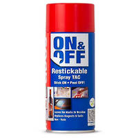Spray Tac Restickable 210ml CRC