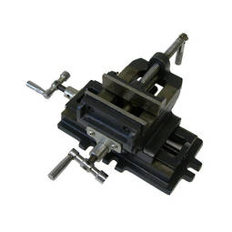 Tooline 100mm Cross Slide Vice