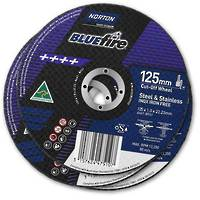 Norton 125x1x22 Cut-off Disc