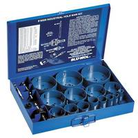 Blu-Mol Industrial Holesaw Kit