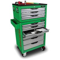TopTul 429pc 10 Drawer Tool Kit