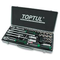 "TopTul Socket Set 3/8""Dr 34pc Metric / Imperial"