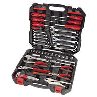 "Powerbulit 3/8"" Dr 74pc Metric Tool Set"