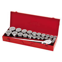 "Trades Pro 3/4"" Dr 27pc Combination Socket Set"