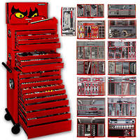 Teng Tools 1001pc Master Tool Set