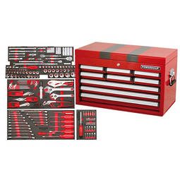 Powerbuilt 189pc Tool Chest & Assorted Tools
