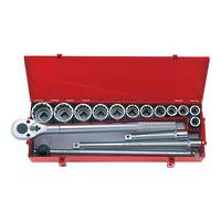 "King Tony 3/4""Dr 16pc Socket Set"