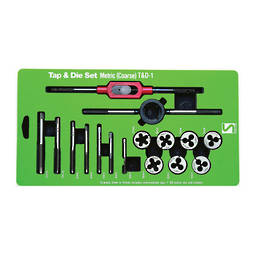 Sutton Tap & Die Set Metric 16pc