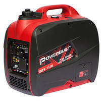 Powerbuilt Digital Inverter Generator 2000watt