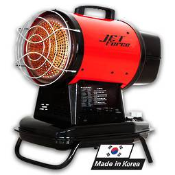 Jet Force Heater Radiant Diesel 21kw