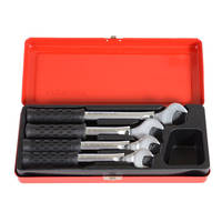 King Tony Preset Torque Wrench Set