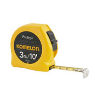 Komelon 3m/10ft Steel Tape