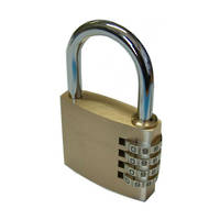 Abus Combination Padlock 30mm