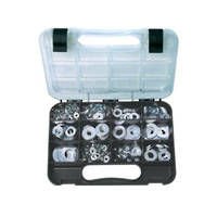 Flat Washers Assortment 740pc Grab Kit