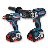 Bosch 2pc 18V Brushless 6.0Ah Kit