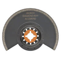 Bosch Segmented 85mm Saw Blade Diamond RIFF - ACZ 85 RD