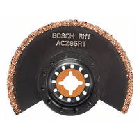 Bosch Segmented 85mm Saw Blade HM-RIFF - ACZ 85 RT