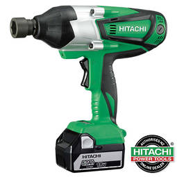 Hitachi 18v Impact Wrench 480Nm - WR18DSHL