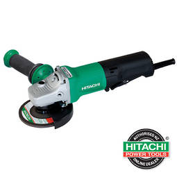 Hitachi 125mm 'Safety' Grinder 1500w - G13YC2