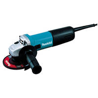 Makita 115mm Angle Grinder 840w - 9557NB
